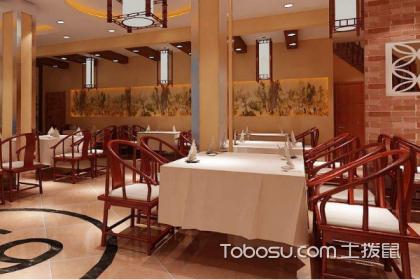500平方餐厅装修效果图,打造全新的生活