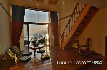 小型复式房怎么装修,客厅设计有哪些技巧?