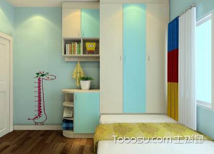 小面积儿童房装修技巧,小面积儿童房装修效果图