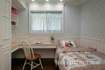 韩式儿童房装修效果图,充满梦幻的装修
