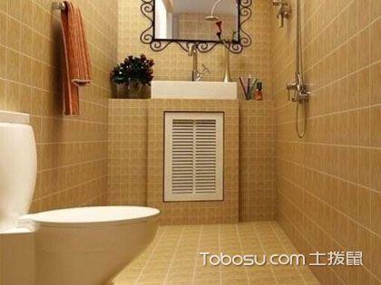 小户型卫生间怎么装修比较好?小户型卫生间装修要注意些什么?