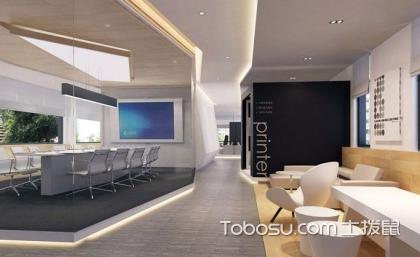 現代辦公室裝修效果圖,你更喜歡哪一款設計?