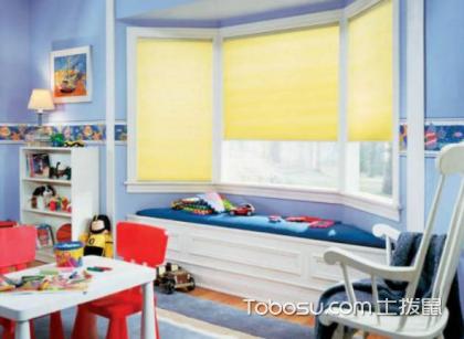 带飘窗儿童房安全吗,这几步让儿童房更漂亮