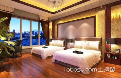 木地板卧室装修效果图,打造温馨的卧室环境
