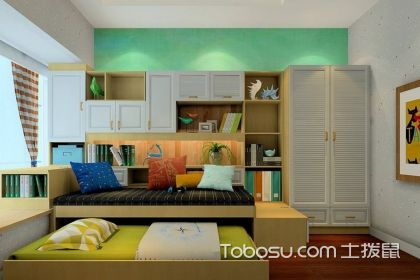 12平米儿童房,怎样装修打造小空间的儿童房