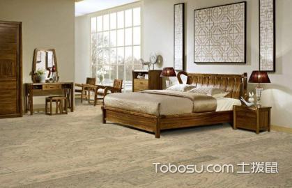 地板装修图片效果图,深色地板如何搭配呢?