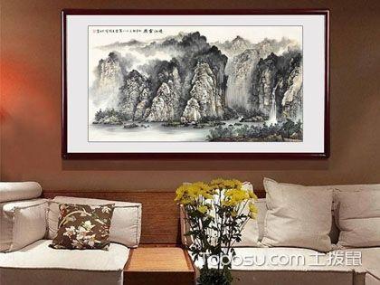 客厅挂什么画风水好?客厅挂画有什么风水讲究?