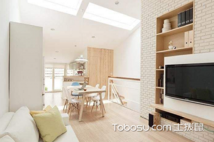 公寓复式装修效果图,公寓复式楼房如何装修设计