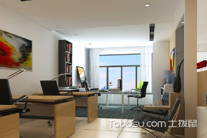 小户型办公室装修效果图,小户型办公室如何装修