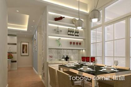 小户型餐厅装修效果图大全,小户型餐厅装修设计方法