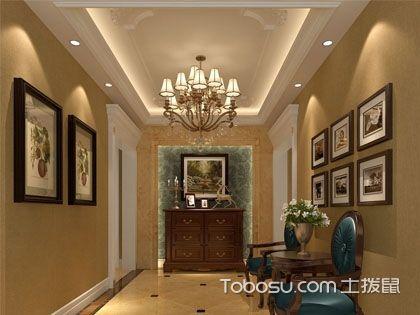 走廊装修效果图,小空间也有独特魅力