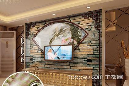 文化石背景墙效果图赏析,背景墙还可以这样装