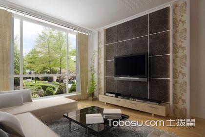 电视背景墙效果图案例,不一样的背景墙案例赏析