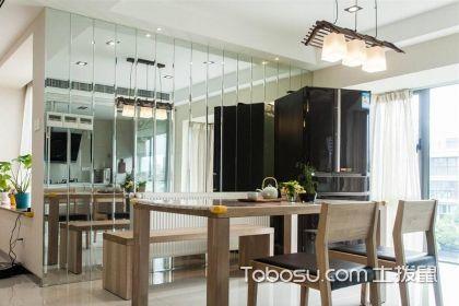 小户型餐厅装修效果图片,小户型餐厅装修精美设计