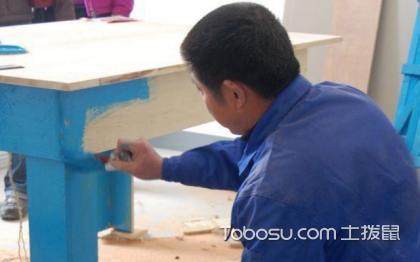 旧家具翻新喷漆步骤,家具翻新有什么技巧?