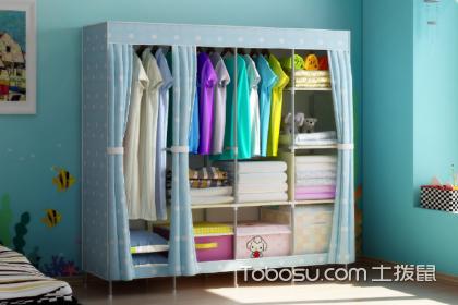 布衣柜怎么安装?安装布衣柜的技巧有哪些