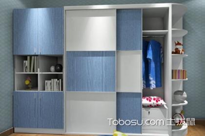 衣柜書柜一體效果圖,衣柜書柜如何設計更加實用美觀