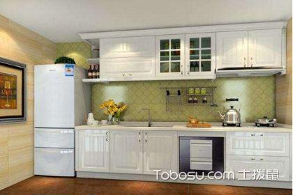 四米長一字型廚房怎么裝修好?合理設計不可少