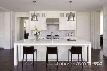開放式廚房吧臺設計注意事項有哪些?開放式廚房吧臺設計要點解析