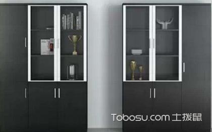 办公室柜子效果图,办公室柜子如何摆放呢?