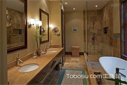 美式卫生间装修效果图,怎么样的效果图才能更吸引眼球呢