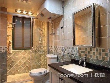这些可参考的美式卫生间装修效果图,你心动了吗?