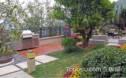 50平米庭院设计实景图,打造与众不同的风采