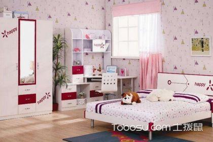 女孩儿童房间布置,让女孩健康成长