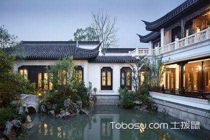 小型中式庭院設計,教你應用中式元素打造庭院