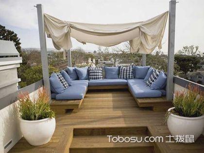 10平露台设计优乐娱乐官网欢迎您,别致的空中小花园让家不再单调