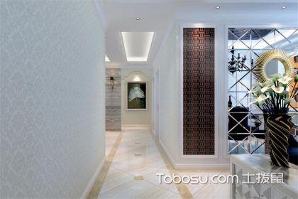 看了这些客厅走廊地砖效果图,瞬间提升整体品味