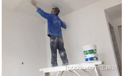 刷墙涂料怎么洗掉,掌握好技巧让墙面整洁