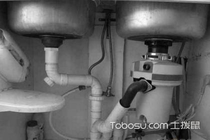 洗碗池下水管道安装图,让安装无忧