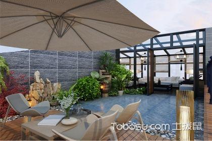 十平米的露台能装修成花园吗,怎样装修的更加惬意