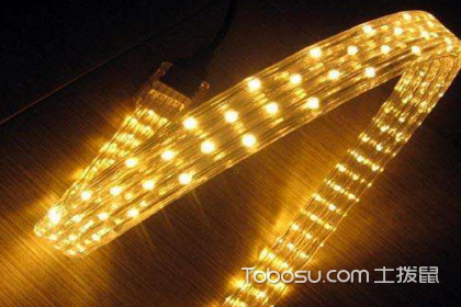 led灯带多少钱一米?灯带的正确选择方法
