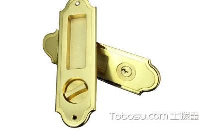 推拉门的锁怎么安装,推拉门有哪几种材质