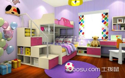双层床儿童房装修效果图,如何选购双层床