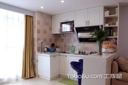小戶型廚房裝修圖,教你如何裝修小戶型廚房空間