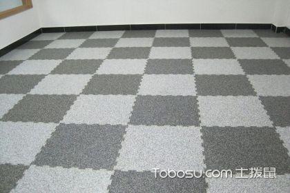 橡胶地板好吗?橡胶地板特点分析
