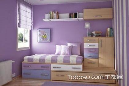 女孩兒童房間布置,為孩子打造一個奇妙小天地