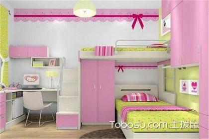 儿童房间装修效果图,打造梦幻的儿童房