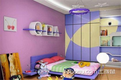 家装儿童房效果图,儿童房装修设计