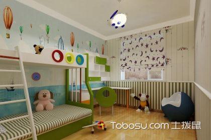 儿童房材料选择哪些比较好?这样选让孩子远离危害!