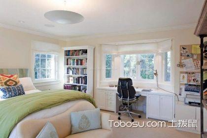 儿童房飘窗设计成书桌效果图,这几种设计方案值得选择!