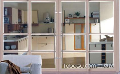 厨房平开门装修效果图,厨房平开门怎么样?