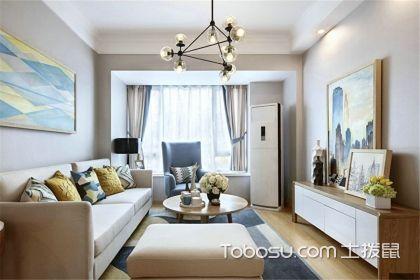 客厅不放电视效果图,让你的客厅与众不同