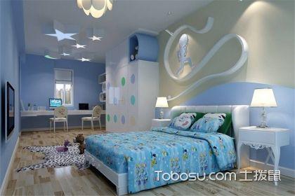 双胞胎儿童房,双人儿童房的设计布置
