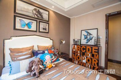 儿童房室内设计,如何打造孩子喜欢的儿童房