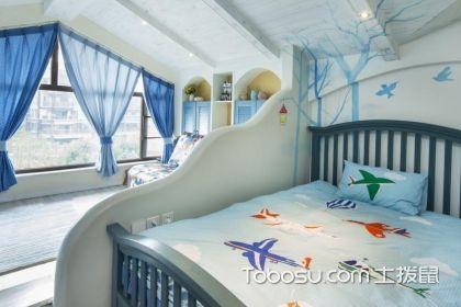 地中海风格儿童房,不一样的儿童房设计