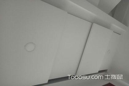 岩棉板吊顶安装程序,你不得不了解的家装知识